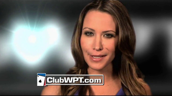 ClubWPT TV Spot Featuring Kimberly Lansing
