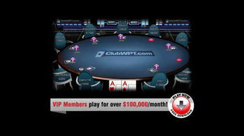 ClubWPT TV Spot Featuring Kimberly Lansing - Thumbnail 8