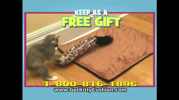 Kitty Cushion TV Spot - Thumbnail 10