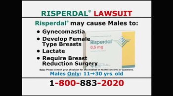 Willis Law Firm TV Spot, 'Risperdal' - Thumbnail 2