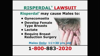 Willis Law Firm TV Spot, 'Risperdal' - Thumbnail 3
