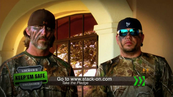Buck Commander TV Spot, 'Keep 'Em Safe, Locked and Unloaded' - Thumbnail 9
