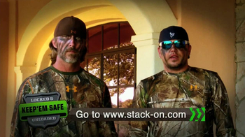 Buck Commander TV Spot, 'Keep 'Em Safe, Locked and Unloaded' - Thumbnail 8