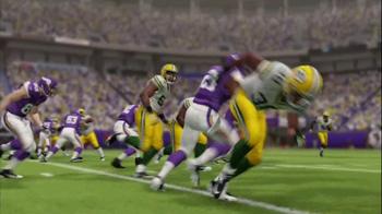Madden NFL 25 TV Spot, 'Summer Camp' Feat. Colin Kaepernick, Russell Wilson - Thumbnail 9