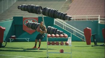 Madden NFL 25 TV Spot, 'Summer Camp' Feat. Colin Kaepernick, Russell Wilson - Thumbnail 6