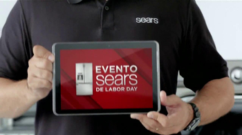 Evento Sears de Labor Day TV Spot [Spanish] - Thumbnail 7