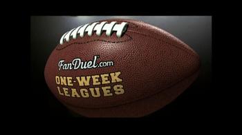 FanDuel Fantasy Football One-Week Leagues TV Spot, 'Big Winner' - Thumbnail 2
