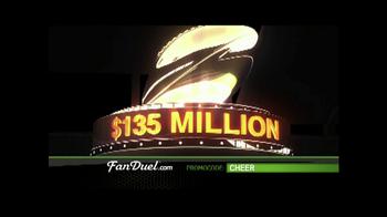 FanDuel Fantasy Football One-Week Leagues TV Spot, 'Big Winner' - Thumbnail 8