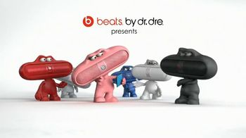 Beats Pills Audio TV Spot, 'Meet The #BeatsPills'