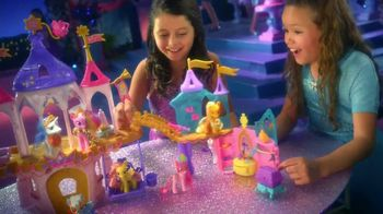 My Little Pony Crystal Princess Palace TV Spot
