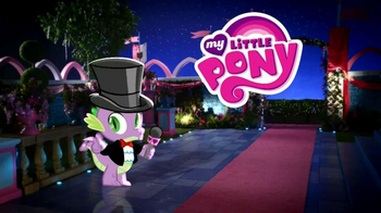 My Little Pony Crystal Princess Palace TV Spot - Thumbnail 1