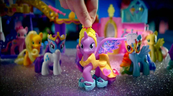 My Little Pony Crystal Princess Palace TV Spot - Thumbnail 4
