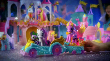 My Little Pony Crystal Princess Palace TV Spot - Thumbnail 8