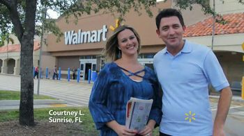 Walmart TV Spot, 'Game Time: Courtney L.' - 270 commercial airings