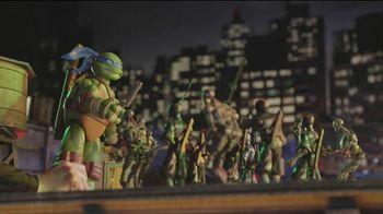 Teenage Mutant Ninja Turtles Super-Sized Battle Shell Turtles TV Spot