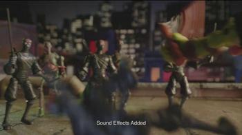 Teenage Mutant Ninja Turtles Super-Sized Battle Shell Turtles TV Spot - Thumbnail 8