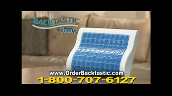 Backtastic TV Spot - 4 commercial airings