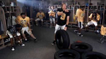 Advocare Spark TV Spot, Featuring Drew Brees - Thumbnail 2