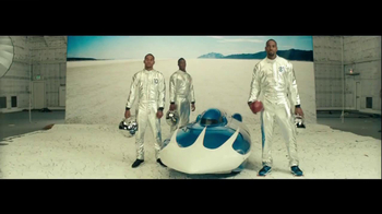 Nike TV Spot, 'Two Sides' Featuring Calvin Johnson, Diddy - Thumbnail 7