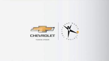 Chevrolet and One World Futbol Project TV Spot, 'Ol Pejeta, Kenya' - Thumbnail 1