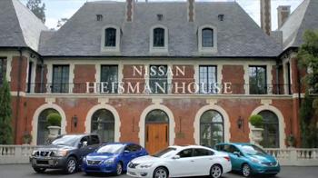 Nissan TV Spot, 'Heisman House' Ft. Robert Griffin III - Thumbnail 1