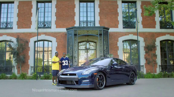 Nissan TV Spot, 'Heisman House' Ft. Robert Griffin III - Thumbnail 4