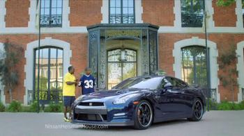 Nissan TV Spot, 'Heisman House' Ft. Robert Griffin III - Thumbnail 7