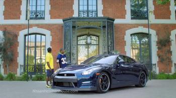 Nissan TV Spot, 'Heisman House' Ft. Robert Griffin III - Thumbnail 8