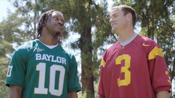 Nissan TV Spot, 'Heisman House' Ft. Robert Griffin III - 5 commercial airings