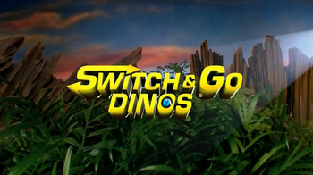 VTech Switch and Go Dinos TV Spot, 'Blister' - Thumbnail 1