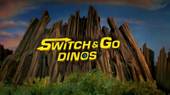 VTech Switch and Go Dinos TV Spot, 'Blister' - Thumbnail 10