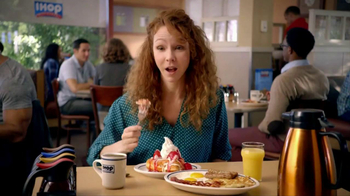 IHOP Stuffed French Toast TV Spot - Thumbnail 1