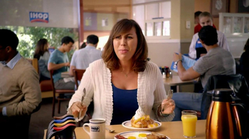 IHOP Stuffed French Toast TV Spot - Thumbnail 3