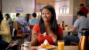 IHOP Stuffed French Toast TV Spot - Thumbnail 5