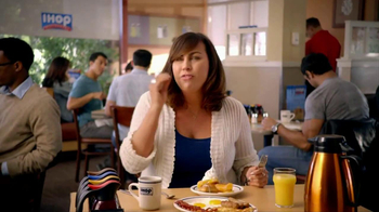 IHOP Stuffed French Toast TV Spot - Thumbnail 9