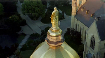 University of Notre Dame TV Spot, 'Goals'