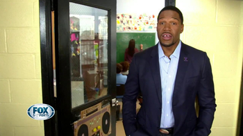 FOX Sports 1 TV Spot, 'Stomp Out Bullying' Feat. Michael Strahan - Thumbnail 2