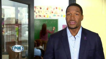 FOX Sports 1 TV Spot, 'Stomp Out Bullying' Feat. Michael Strahan - 8 commercial airings