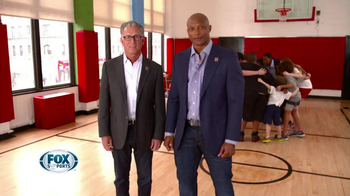 FOX Sports 1 TV Spot, 'Stomp Out Bullying' Feat. Michael Strahan - Thumbnail 9