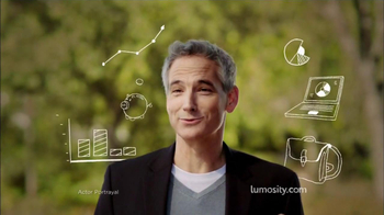 Lumosity TV Spot, 'Why I Play: Retiring'