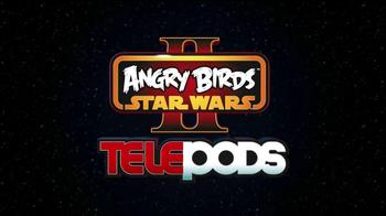 Angry Birds Star Wars II Telepods TV Spot, 'Slingshot' - Thumbnail 1