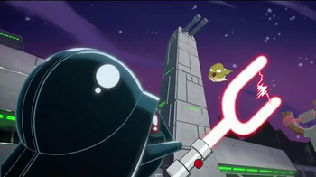 Angry Birds Star Wars II Telepods TV Spot, 'Slingshot' - Thumbnail 6
