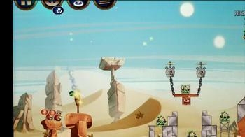 Angry Birds Star Wars II Telepods TV Spot, 'Slingshot' - Thumbnail 9
