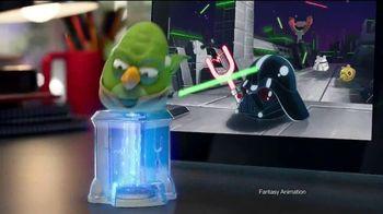 Angry Birds Star Wars II Telepods TV Spot, 'Slingshot'
