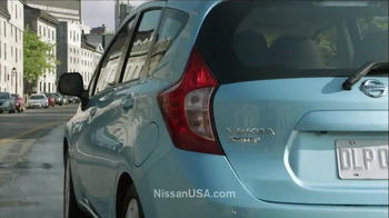 Nissan Versa Note TV Commercial, 'Doing What You Love ...