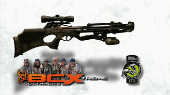 Barnett Crossbows BCX Extreme Ultra Light TV Spot Featuring Si Robertson - Thumbnail 9