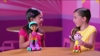 Skate and Spin Dora and Boots TV Spot, 'Ready' - Thumbnail 8