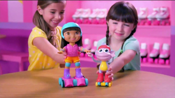 Skate and Spin Dora and Boots TV Spot, 'Ready' - Thumbnail 3