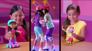 Skate and Spin Dora and Boots TV Spot, 'Ready'