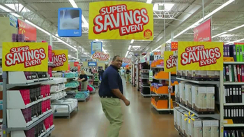 Walmart Super Savings Event TV Spot - Thumbnail 2